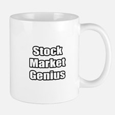 """Stock Market Genius"" Mug"