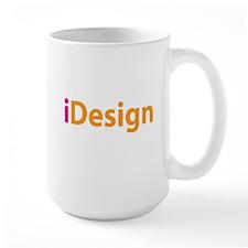 iDesign Large Coffee Mug