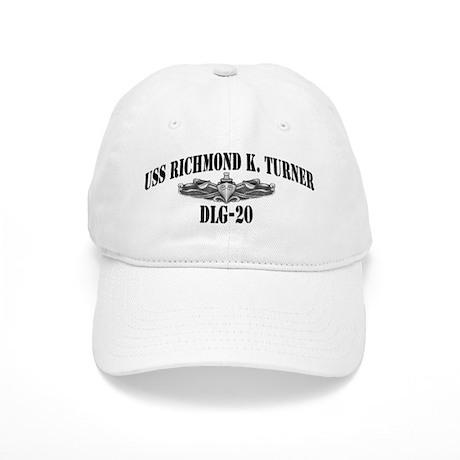 USS RICHMOND K. TURNER Cap