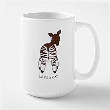Okapi Large Mug