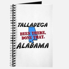 talladega alabama - been there, done that Journal