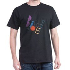 Bridget's Black T-Shirt