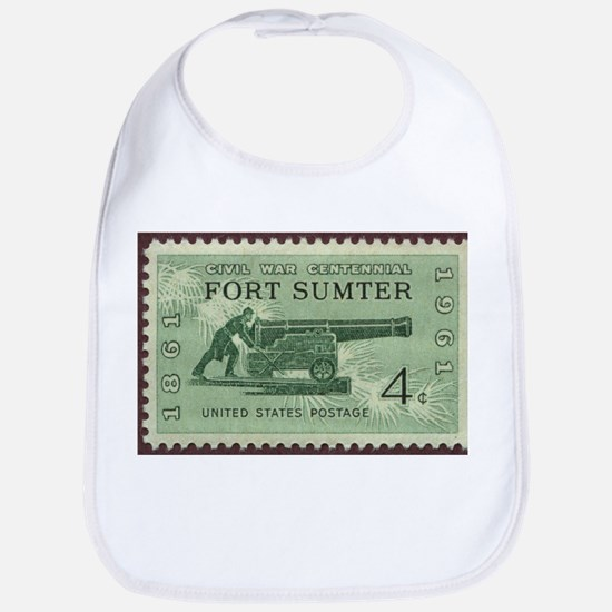 Fort Sumter Civil War Bib