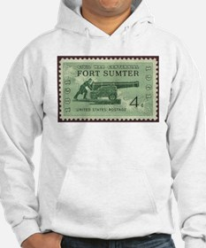 Fort Sumter Civil War Hoodie