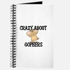 Crazy About Gophers Journal