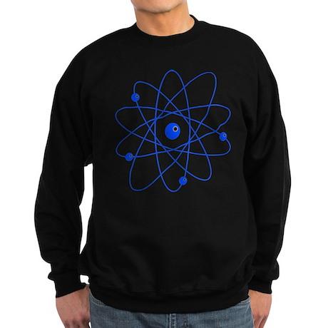 Atoms (blue) Sweatshirt (dark)