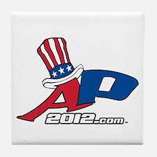 AP2012 Tile Coaster