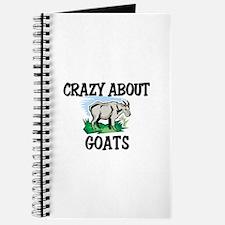 Crazy About Goats Journal