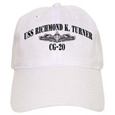 USS RICHMOND K. TURNER Baseball Cap