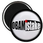 "Obamistake 2.25"" Magnet (100 pack)"