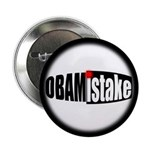 """Obamistake 2.25"""" Button (100 pack)"""