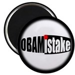 Obamistake Magnet