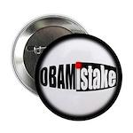 """Obamistake 2.25"""" Button"""