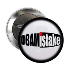 "Obamistake 2.25"" Button"
