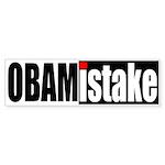 Obamistake Bumper Sticker (10 pk)
