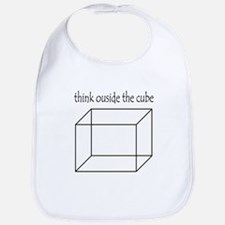 Think outside the cube Bib