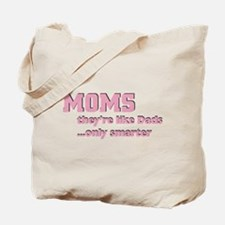 Moms...Like Dads Tote Bag