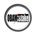 Obamistake Wall Clock