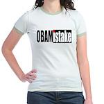 Obamistake Jr. Ringer T-Shirt