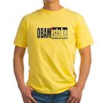 Obamistake Yellow T-Shirt