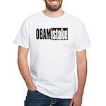 Obamistake White T-Shirt