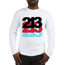 213 Long Sleeve T-Shirt