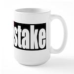 Obamistake Large Mug