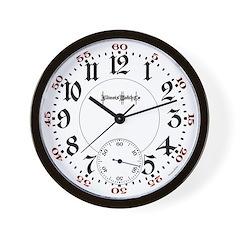 Illinois Bunn Special 2 Wall Clock