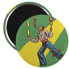Retro 5 Magnet