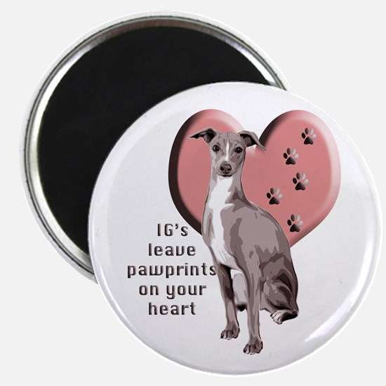 Italian Greyhound Mothers Day Magnet
