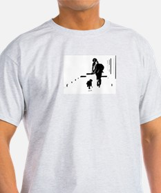 Barack Obama + Bo Running T-Shirt