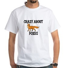 Crazy About Foxes Shirt