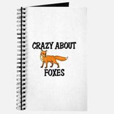 Crazy About Foxes Journal