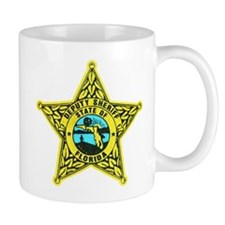 Florida Sheriff Mug
