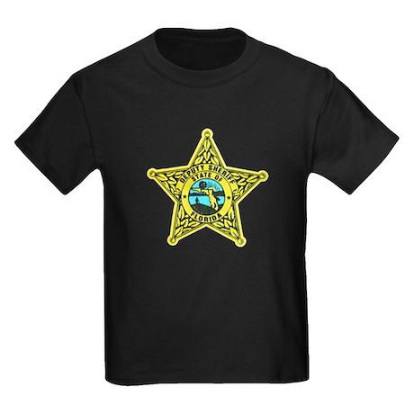 Florida Sheriff Kids Dark T-Shirt