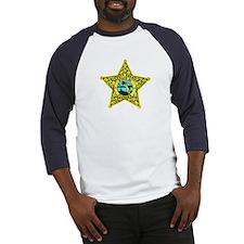 Florida Sheriff Baseball Jersey