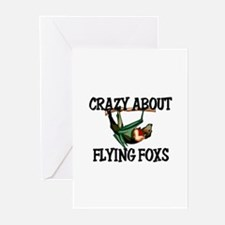 Crazy About Foxes Greeting Cards (Pk of 10)
