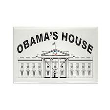President barack Obama Rectangle Magnet (100 pack)