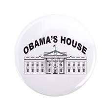 "President barack Obama 3.5"" Button"