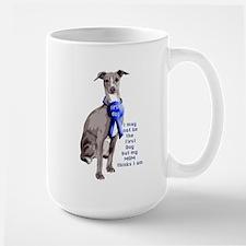 First dog IG Mug