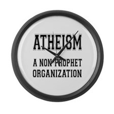 Atheism - A Non-Prophet Organization Large Wall Cl
