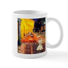 Cafe / Scottie (w) Mug