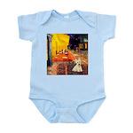 Cafe / Scottie (w) Infant Bodysuit