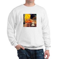 Cafe / Scottie (w) Sweatshirt