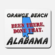 orange beach alabama - been there, done that Mouse