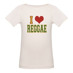 I Love Reggae Tee