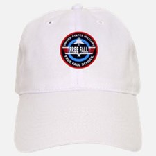Military Free Fall Baseball Baseball Cap