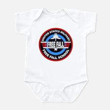 Military Free Fall Infant Bodysuit