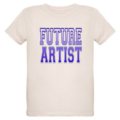 Future Artist Organic Kids T-Shirt