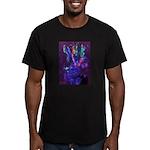 Blender Men's Fitted T-Shirt (dark)